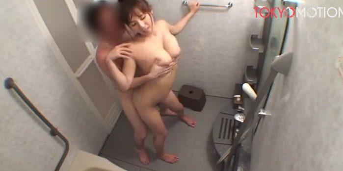 2021 03 04T110809.960 - 【巨乳美人若妻 隠し撮り NTR】巨乳美人若妻が変態浮気相手の男にお風呂に監視カメラを設置されてるとも知らずにイチャラブセックスをさせられる♡